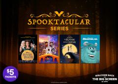 Disney Spooktacular Series at AMC