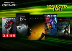 On Demand Halloween Sale - $7.99 and Under