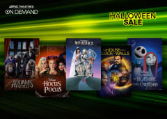 On Demand Halloween Sale - Family Spooks