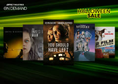 On Demand Halloween Sale