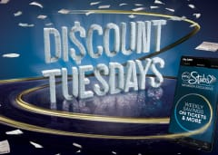 Discount Tuesdays