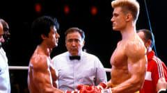 Rocky and Ivan Drago