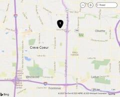 AMC Creve Coeur 12 Location