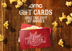 AMC Gift Cards - Give the Gift of Movies