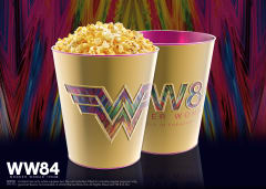 Wonder Woman 1984 Popcorn Tins