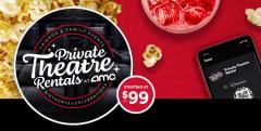 Private Theatre Rentals at AMC