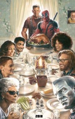 Deadpool Thanksgiving