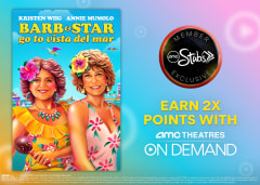 Earn 2x Points with Barb And Star Go To Vista del Mar