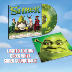 Limited Edition Green Vinyl Shrek Soundtrack
