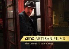 AMC Artisan Films - THE COURIER - Now Playing