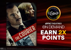 The Courier AMC Theatres On Demand - Earn Double Points