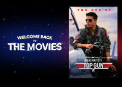 Welcome Back to the Movies - Top Gun