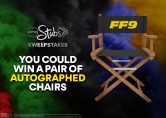 You Could Win a Pair of Autographed Chairs