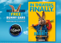 Free Bunny Ears When You See It 6/10-6/13