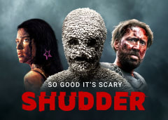 Shudder - So Good It's Scary