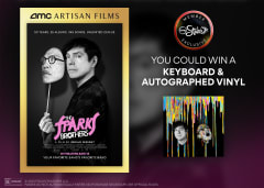 You Could Win a Keyboard & Autographed Vinyl