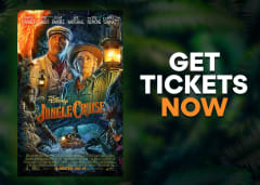 JUNGLE CRUISE - Get Tickets Now
