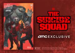 The Suicide Squad AMC Exclusive Comic