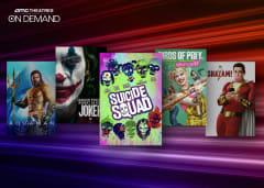 DC Movies On Sale