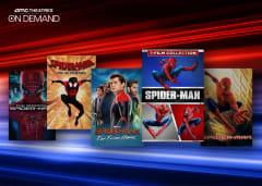 Spider-Man Movies On Sale