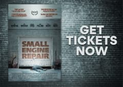 Get Tickets Now to SMALL ENGINE REPAIR