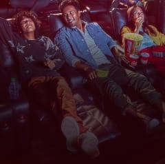 Popcorn and Drinks at AMC