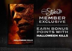 Earn Bonus Points with HALLOWEEN KILLS