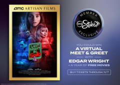 You Could Win a Virtual Meet & Greet with Edgar Wright + A Year of Free Movies