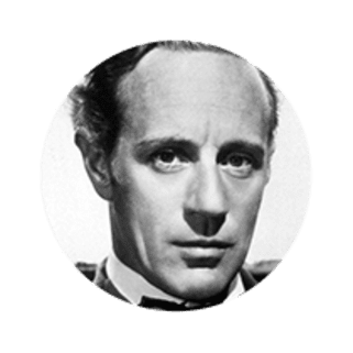 Photo of Actor Leslie Howard