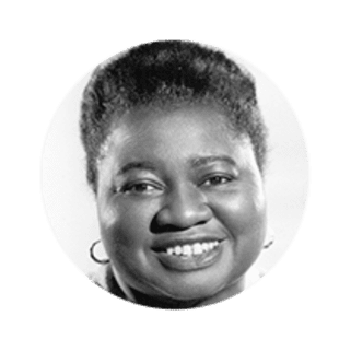 Photo of Actress Hattie McDaniel