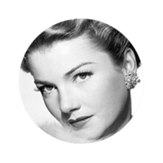 Photo of Actress Anne Baxter