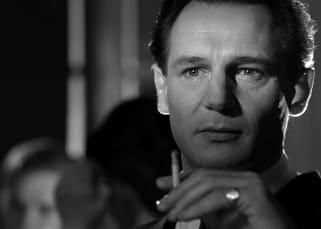 Liam Neesen in Schindler's List