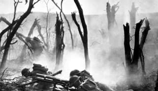 Scene from All Quiet on the Western Front