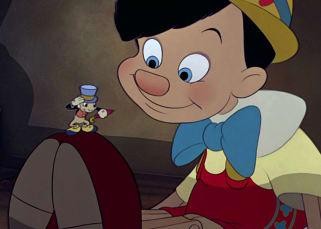 Scene from Pinocchio