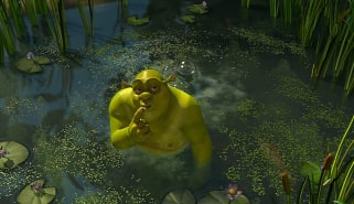 Image from Shrek