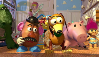 Image from Toy Story