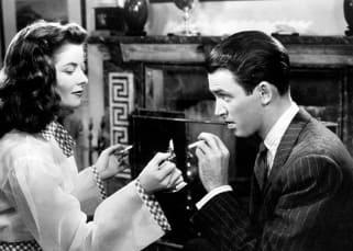 Still Frame from The Philadelphia Story