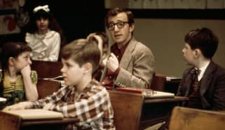 Scene from Annie Hall