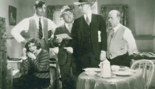 Scene from It Happened One Night