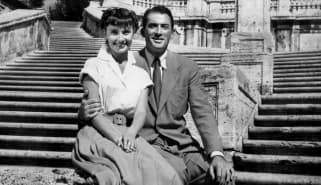 Scene from Roman Holiday