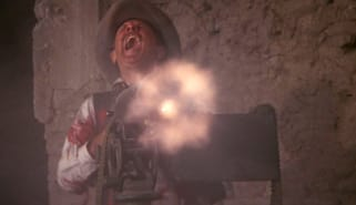 Scene from The Wild Bunch