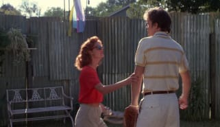 Scene from Bull Durham