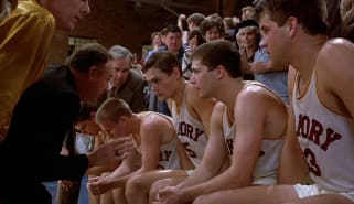 Scene from Hoosiers