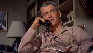 Scene from Rear Window