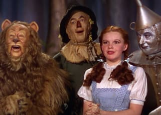 Cast of The Wizard of Oz