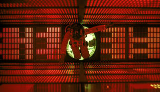 Scene from 2001: A Space Odyssey