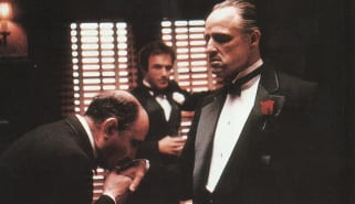 Scene from The Godfather: Part I