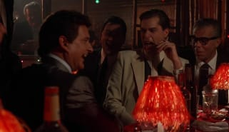Scene from Goodfellas