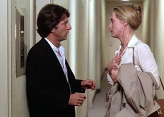 Dustin Hoffman and Meryl Streep in Kramer VS Kramer