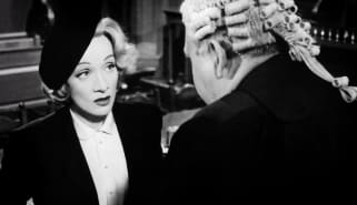 Scene from Witness for the Prosecution